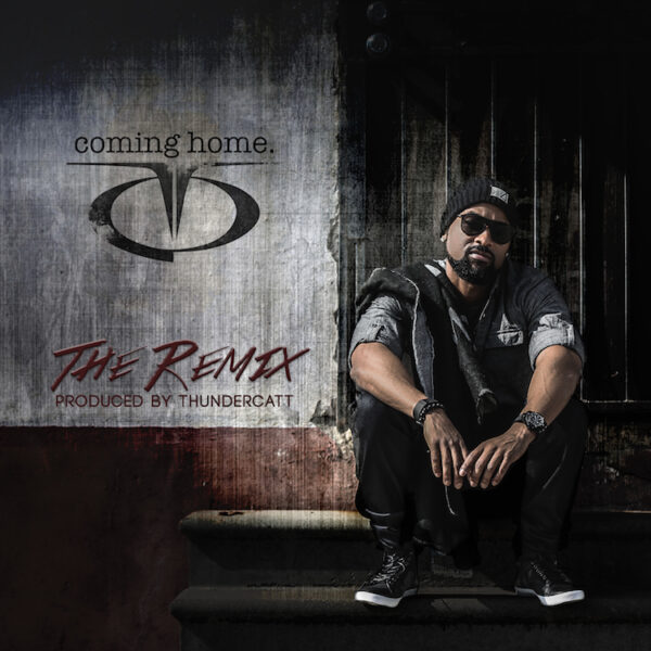 "New TQ Single ""Coming Home -The REMIX"""